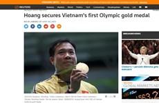 Prensa internacional elogia éxito de tirador vietnamita en Juegos Olímpicos Río 2016