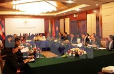 Concluye con éxito Conferencia de Ministros de Economía de ASEAN