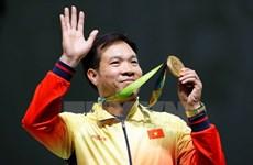 Hoang Xuan Vinh gana primer oro para Vietnam en los Juegos Olímpicos