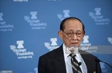 Expresidente filipino Fidel Ramos viajará a China