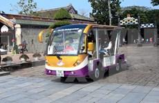 Experimentan en Vietnam vehículos eléctricos para promover turismo