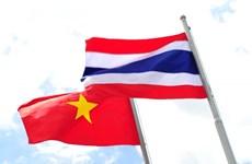 Celebran aniversario 40 de relaciones diplomáticas Vietnam – Tailandia