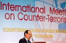 Inauguran en Indonesia reunión internacional antiterrorista