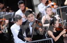 Disfrutan de la música de Bach en Ciudad Ho Chi Minh