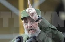 Conmemoran 90 años del líder Fidel Castro en Sudamérica