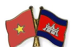 Fuerzas armadas de Vietnam y Camboya impulsan cooperación de comunicación