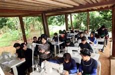 Nuevo proyecto de asistencia a mujeres en Vietnam