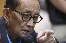 Filipinas propone mecanismo de diálogo con China sobre Mar del Este