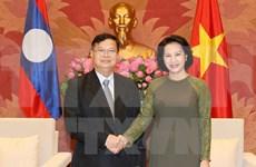 Vietnam y Laos incrementan cooperación legislativa
