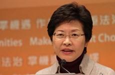 Hong Kong (China) desea mayor cooperación con Ciudad Ho Chi Minh