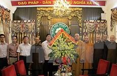 Felicitan a Sangha Budista de Vietnam en ceremonia de Vu Lan