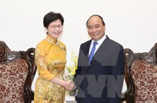 Premier aboga por mayores lazos entre Hong Kong y localidades de Vietnam
