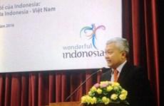 Vietnam e Indonesia promueven nexos de inversión y comercio