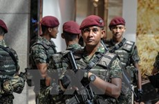 Malasia construye nueva base militar