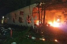 Tailandia: Un muerto y 30 heridos en explosiones de bombas en el sur