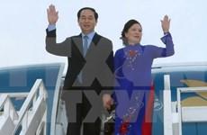 Vietnam consolidará nexos de amistad y cooperación multifacética con Brunei