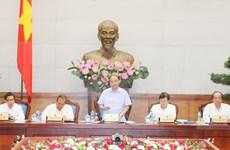 Premier de Vietnam reitera compromiso con protección del medio ambiente