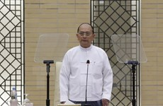Partido del expresidente birmano Thein Sein forma Comité Directivo Central