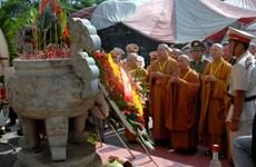 Organizan réquiem en homenaje a mártires en Ha Giang