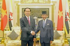 Emiten Vietnam y Brunei declaración conjunta