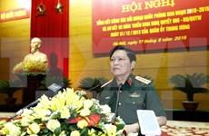 Ministro vietnamita de Defensa realiza visita a China