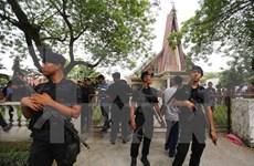 Ataque con bomba deja cuatro heridos en Indonesia