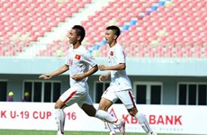Vietnam, campeón de torneo cuadrangular regional de fútbol sub-19