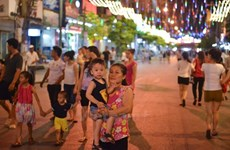 Área de Lago Hoan Kiem será espacio peatonal a partir de septiembre