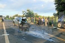 Reducen víctimas de accidentes de tránsito en Vietnam en días feriados
