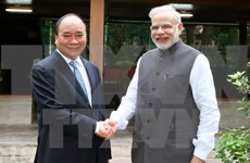 Emiten Vietnam e India declaración conjunta