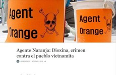 ArgenPress: Dioxina, crimen contra el pueblo vietnamita