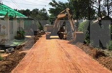 Provincia de Phu Tho enfrenta dificultades en la modernización rural