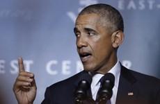 Barack Obama asiste a cumbres de ASEAN en Laos