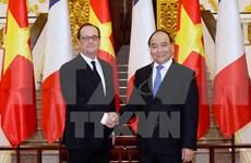 Esforzado Gobierno de Vietnam por impulsar nexos con Francia, dijo premier