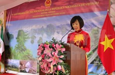 Diversas actividades en ultramar para conmemorar Fiesta Nacional de Vietnam