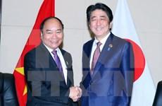 Premier de Vietnam se reúne con homólogos de Japón y Nueva Zelanda