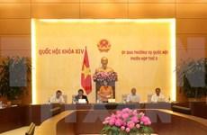 Comité Permanente de Parlamento de Vietnam efectuará tercera sesión