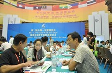 Mayor participación de empresas de Vietnam en Exposición China-ASEAN