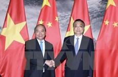 Vietnam y China profundizan asociación de cooperación estratégica integral