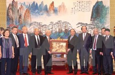 Fortalecen relaciones de amistad Vietnam – China