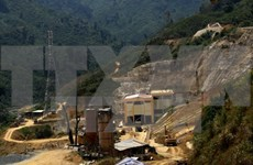 Accidente en hidrocentral en Vietnam deja a dos obreros desaparecidos