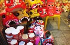 Amplias actividades en Hanoi para niños en ocasión de la Fiesta de Medio Otoño
