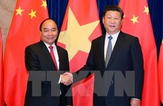 Prensa china presta especial atención a visita de premier de Vietnam