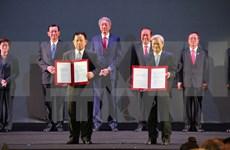 Conmemoran 20 años de parque industrial Vietnam – Singapur