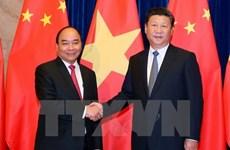 Visita de premier de Vietnam a China: Motor para nexos comerciales
