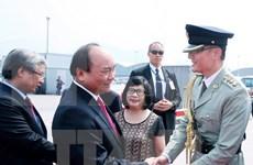 Premier de Vietnam concluye visita oficial a China