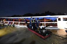 Tailandia eleva a 29 número de muertos en accidente de barco