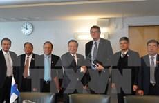 Fortalecen nexos parlamentarios entre Vietnam y Finlandia