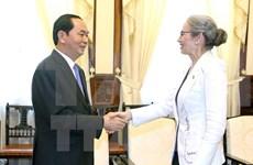 Pondera cooperación económica entre Vietnam y Países Bajos
