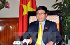 Intensa agenda de vicepremier de Vietnam al margen de Asamblea General de ONU